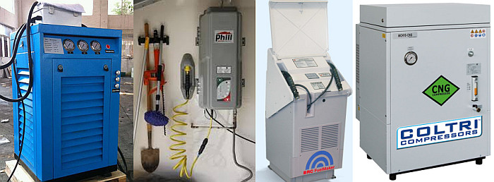 Заправка автомобиля метаном в домашних условиях