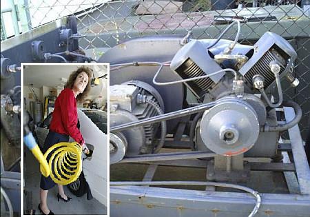 Заправка автомобиля метаном в домашних условиях 15