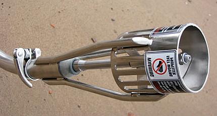 motor dlya lodki iz trimmera 2