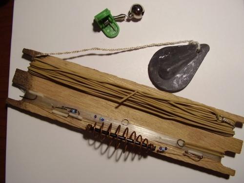 Как сделать клейковину для рыбалки 11