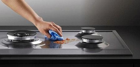 Как почистить газовую плиту из нержавейки 50 литров чистки плит купить емкость