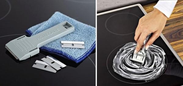 Чистка плиты из нержавейки народными средствами средства для чистки индукционной плиты а