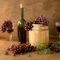 Вино виноградное домашнее