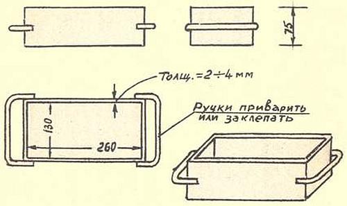Как сделать формы для кирпича своими руками