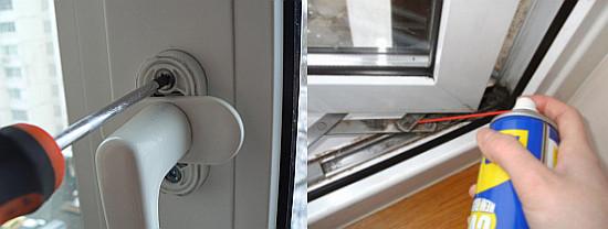 Как сделать чтобы пластиковые окна закрывались плотнее